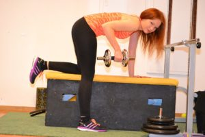 strength training program for women